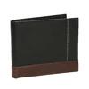 Herren-Geldbörse aus Leder, Schwarz, 944-6149 - 13