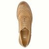 Oxford-Schuhe aus Leder mit Brogue-Verzierung bata, Braun, 524-3482 - 19