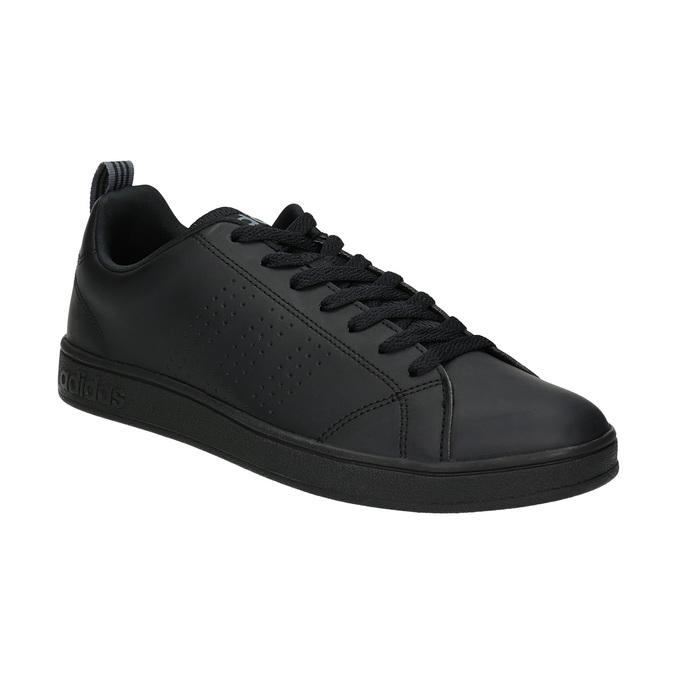 Schwarze Herren-Sneakers adidas, Schwarz, 801-6144 - 13