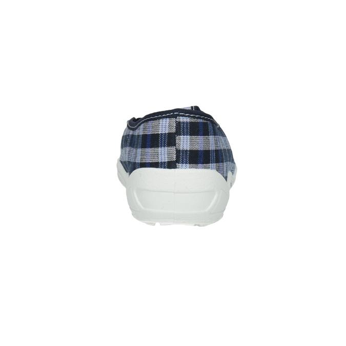 Kinder-Hausschuhe mini-b, Blau, 379-2212 - 17