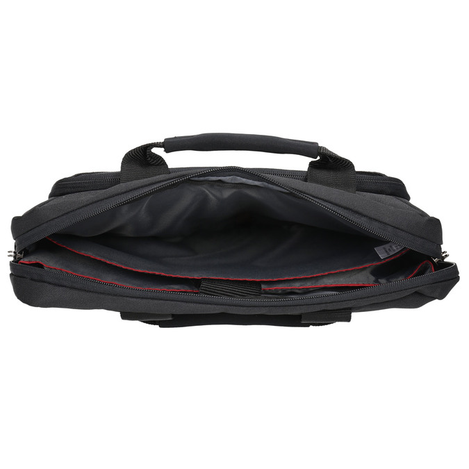 Professionelle Notebook-Tasche, Schwarz, 969-2378 - 15