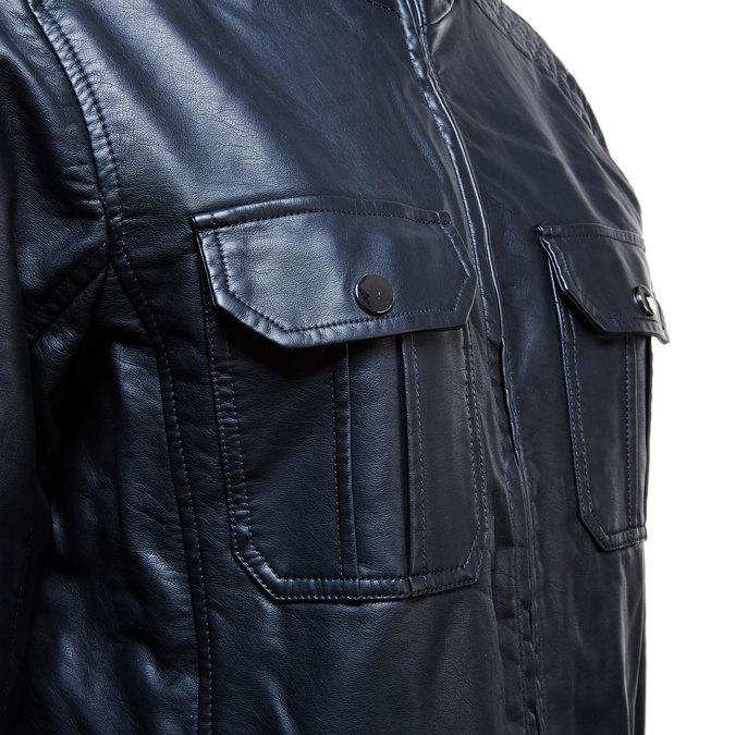Herrenjacke mit Brusttaschen bata, Schwarz, 971-6169 - 16