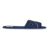 Damen-Hausschuhe mit Schleifchen bata, Blau, 579-9609 - 15