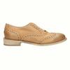 Oxford-Schuhe aus Leder mit Brogue-Verzierung bata, Braun, 524-3482 - 15