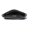 Crossbody-Handtasche mit perforierter Klappe bata, Blau, 961-9709 - 15