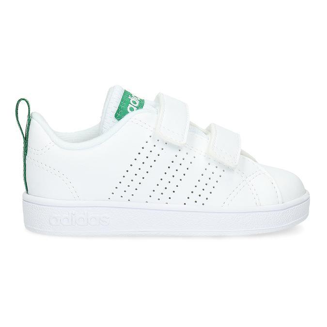 Kinder-Sneakers von Adidas adidas, Weiss, 101-1233 - 19
