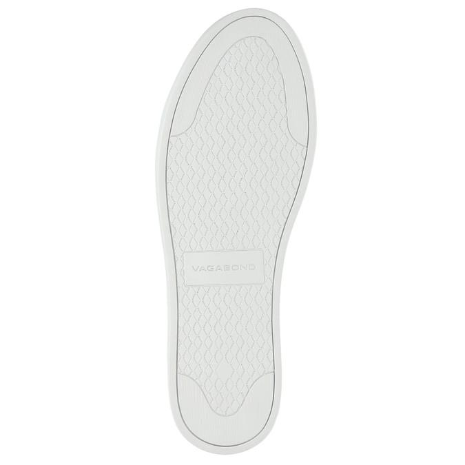 Schwarze Leder-Sneakers vagabond, Schwarz, 624-6014 - 26