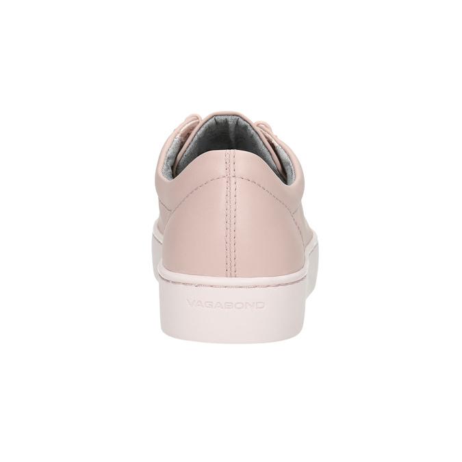 Rosa Leder-Sneakers vagabond, Rosa, 624-8019 - 17
