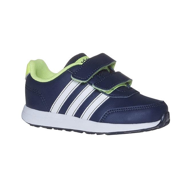 Kinder-Sneakers mit Klettverschluss adidas, Blau, 109-9163 - 13