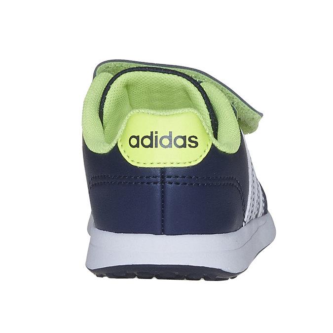 Kinder-Sneakers mit Klettverschluss adidas, Blau, 109-9163 - 17