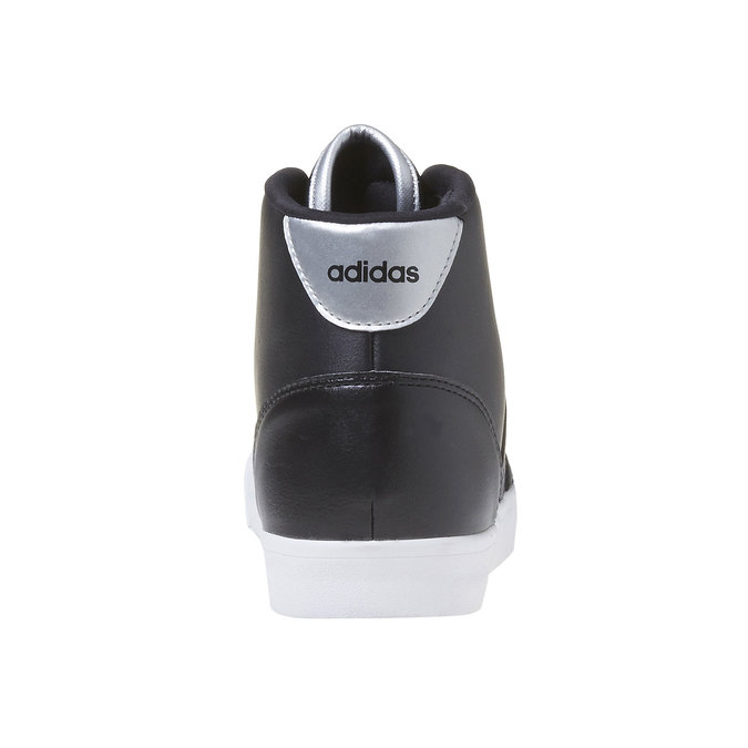 Knöchelhohe Damen-Sneakers adidas, Schwarz, 501-6975 - 17