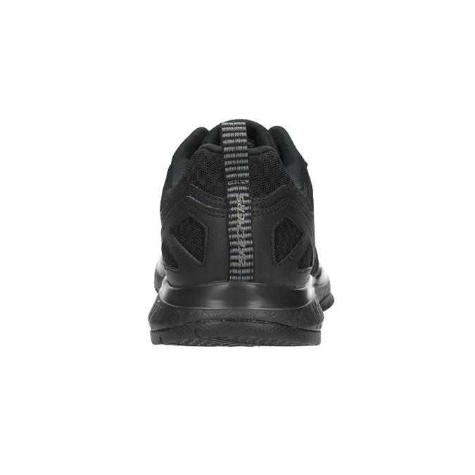 Herren-Sneakers mit Memory-Schaum skechers, Schwarz, 809-6141 - 17