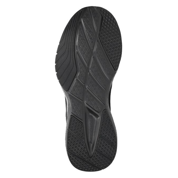 Herren-Sneakers mit Memory-Schaum skechers, Schwarz, 809-6141 - 26