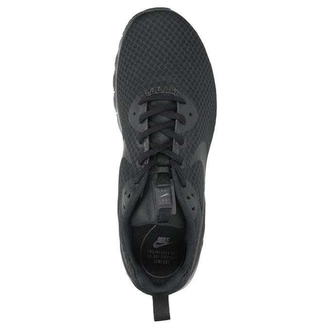Herren-Sneakers sportlichen Stils nike, Schwarz, 809-6157 - 19