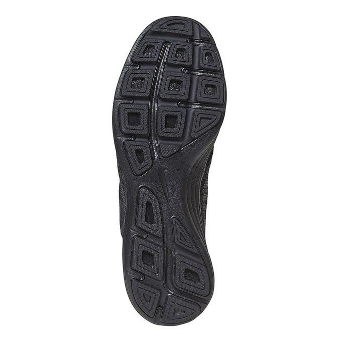 Schwarze, sportliche Herren-Sneakers nike, Schwarz, 809-6149 - 26