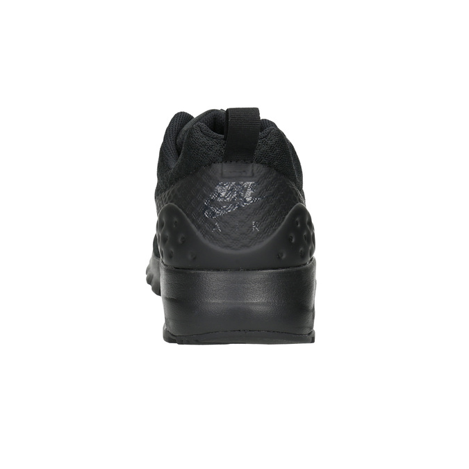 Herren-Sneakers sportlichen Stils nike, Schwarz, 809-6157 - 17