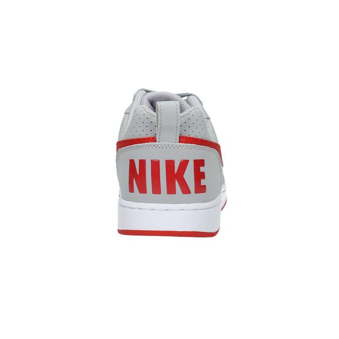 Graue Herren-Sneakers nike, Grau, 801-2333 - 17