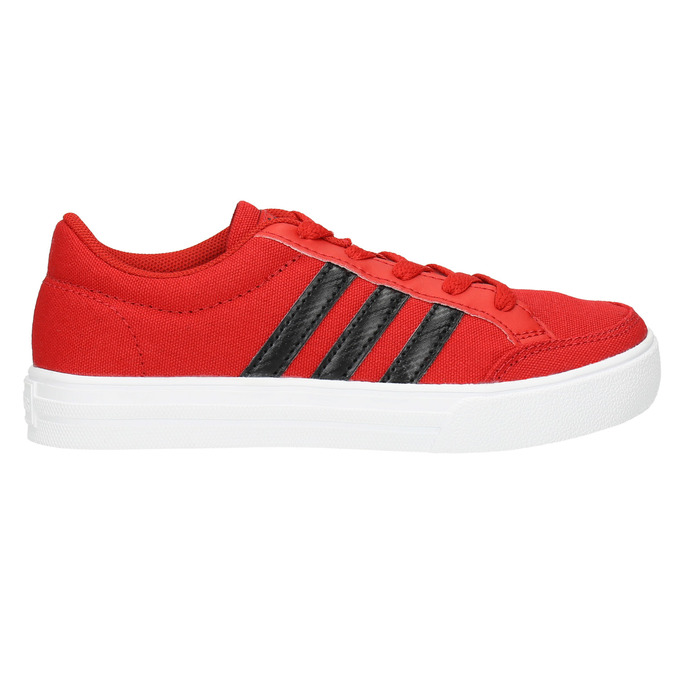 Rote Kinder-Sneakers adidas, Rot, 389-5119 - 15