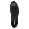Schwarze Herren-Sneakers converse, Schwarz, 889-6279 - 17
