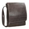Herrentasche aus Leder bata, Braun, 964-4283 - 13