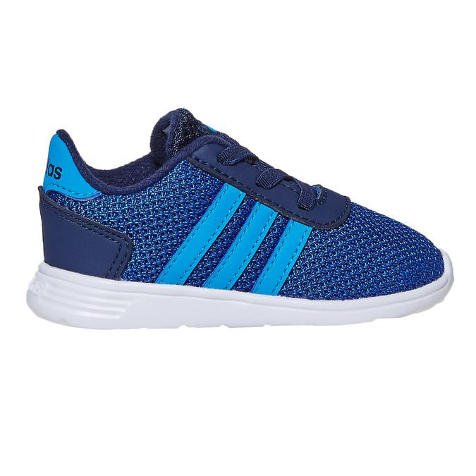 Blaue Knaben-Sneakers adidas, Blau, 109-9288 - 15