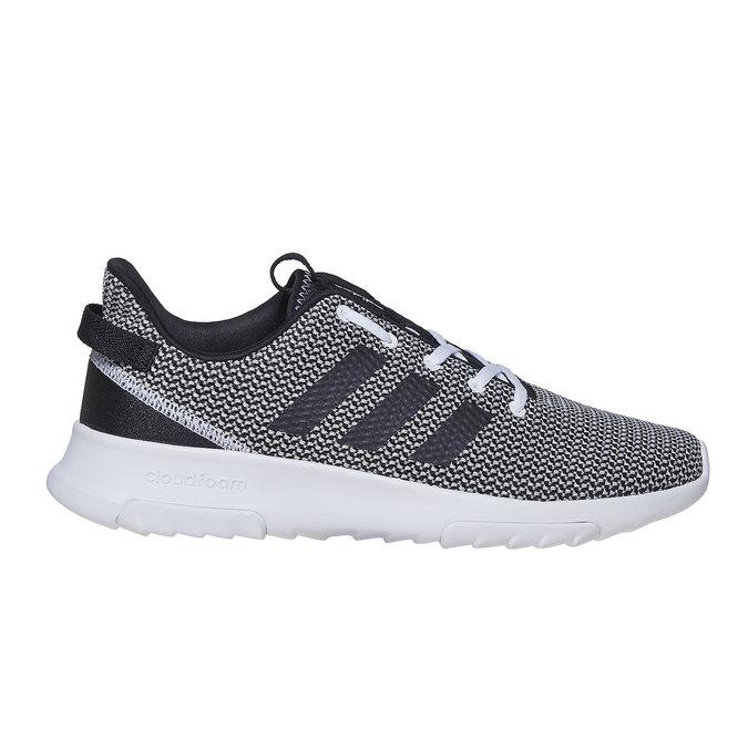 Sneakers in sportlichem Design adidas, Schwarz, 809-6201 - 15