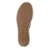 Damen-Sneakers aus Leder weinbrenner, Braun, 546-4604 - 17