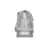 Silberne Mädchen-Sneakers mit Steinchen mini-b, Grau, 329-2295 - 17