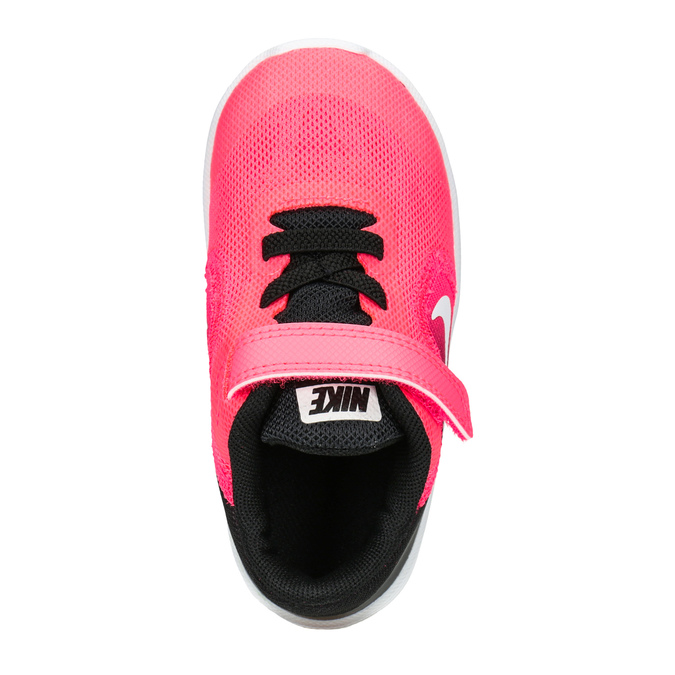 Rosa Mädchen-Sneakers nike, Rosa, 109-5132 - 15