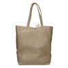 Damen-Lederhandtasche mit Schleife bata, Braun, 964-2122 - 16