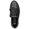 Damen-Slip-Ons aus Leder bata, Schwarz, 516-6614 - 26