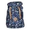 Rucksack mit farbenfrohem Muster, Blau, 969-9076 - 26
