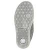Kinder-Sneakers aus Leder mit Zwecken mini-b, Grau, 323-2173 - 19
