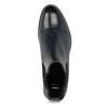 Damen-Chelsea-Boots aus Leder bata, Schwarz, 594-9636 - 17
