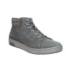 Knöchelhohe Herren-Sneakers bata, Grau, 846-2651 - 13