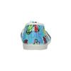 Kinder-Hausschuhe mit Autos bata, Blau, 279-9105 - 16