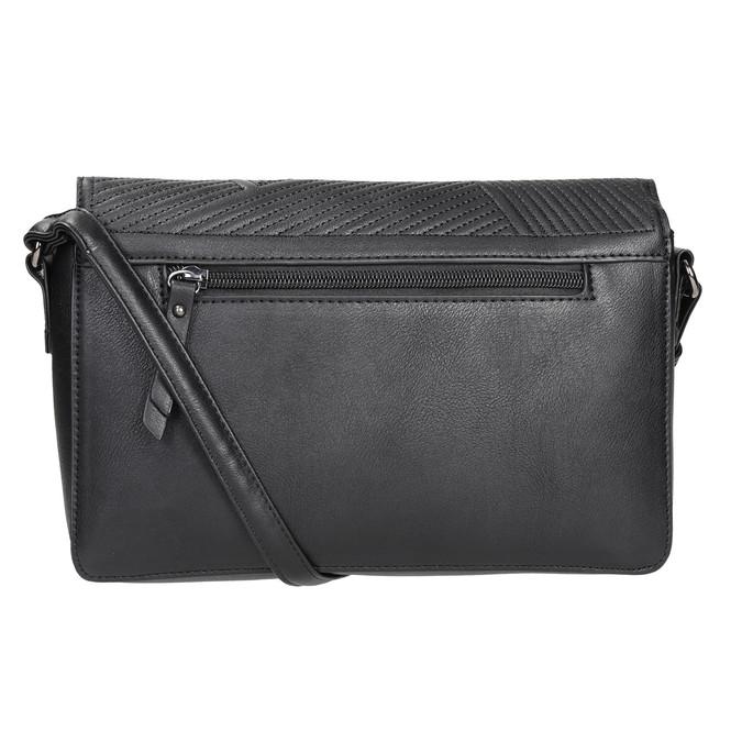 Schwarze Crossbody-Handtasche gabor-bags, Schwarz, 961-6035 - 16