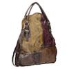 Damenhandtasche aus Leder a-s-98, mehrfarbe, 966-0061 - 13