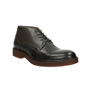 Chukka Boots aus Leder bata, Grau, 826-3919 - 13