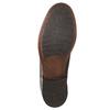 Braune Chelsea Boots aus Leder bata, Braun, 896-3673 - 19