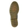 Damen-Chelsea-Boots aus Leder bata, Schwarz, 594-6680 - 17