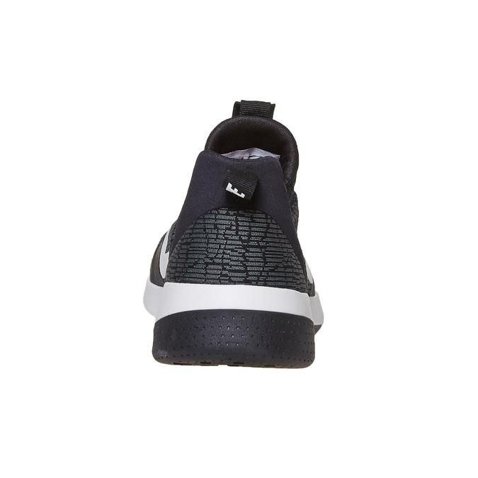 Sportliche Damen-Sneakers nike, Schwarz, 509-1186 - 17