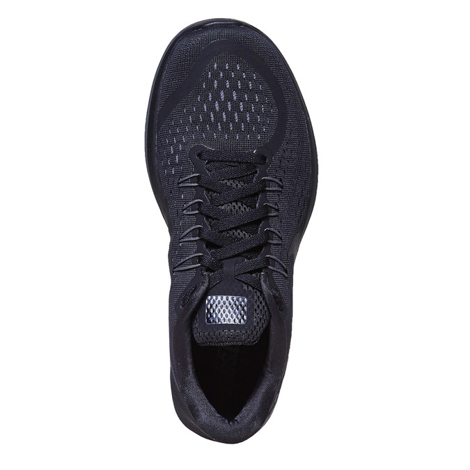 Sportliche Damen-Sneakers nike, Schwarz, 509-6187 - 19