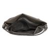 Damen-Hobo-Handtasche aus Leder mit Gurt gabor-bags, Braun, 961-8029 - 15