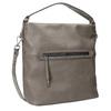 Damen-Hobo-Handtasche aus Leder mit Gurt gabor-bags, Braun, 961-8029 - 13