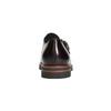 Damen-Monk-Shoes aus Leder bata, Rot, 516-5611 - 17