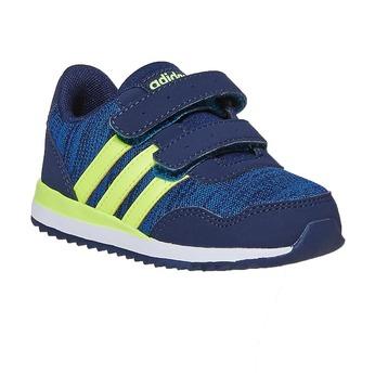 Kinder-Sneakers mit Klettverschluss adidas, Blau, 109-9157 - 13