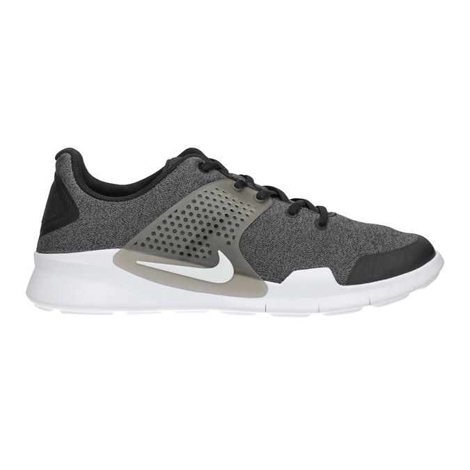 Herren-Sneakers mit markanter Sohle nike, Schwarz, 809-6185 - 26