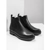 Damen-Chelsea-Boots mit massiver Sohle bata, Schwarz, 596-6677 - 18