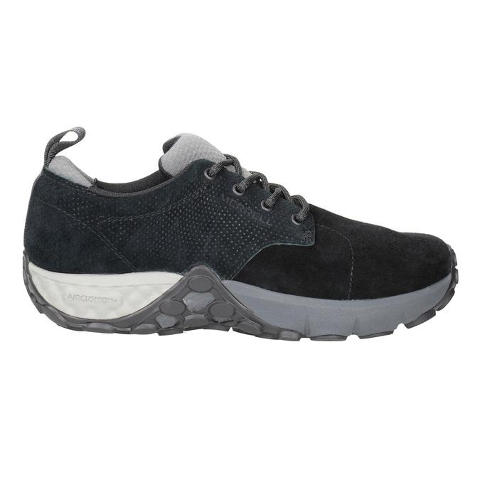 Herren-Sneakers aus Leder merrell, Schwarz, 803-6571 - 26
